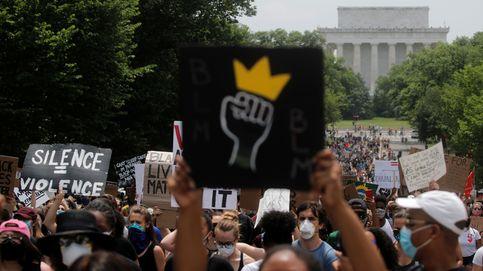 La presión no baja en EEUU: miles de personas se concentran en Washington