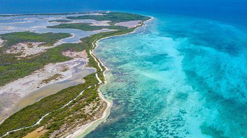 La subida del nivel de mar no hundirá las islas de arrecifes de coral, según un estudio
