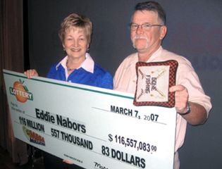Foto: Un sorteo de lotería con un premio gordo de 325 millones de dólares paraliza los Estados Unidos