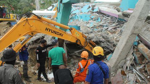 Al menos 42 muertos y 637 heridos tras un fuerte seísmo de 6,2 en Indonesia central