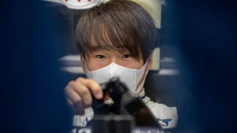 Yukio Tsunoda, el japonés amante del jamón serrano y gran esperanza de Red Bull