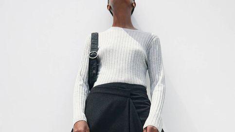 La falda de Massimo Dutti que no te quitarás en todo el invierno