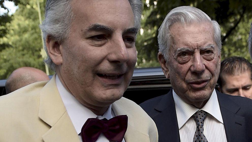 """Álvaro Vargas Llosa: """"Isabel me parece una persona interesante y elegante"""""""