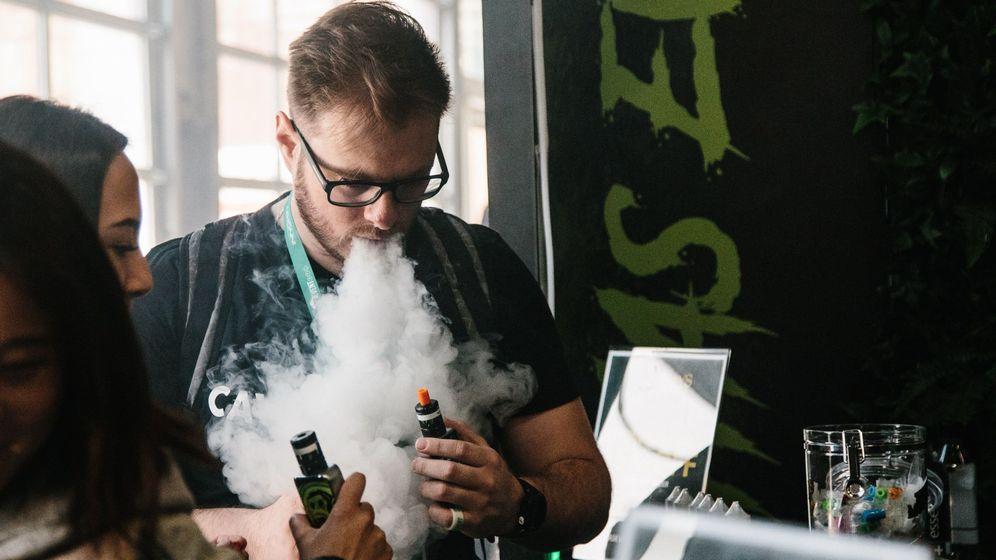 Foto: Los sabores de mentol y canela son los peores por los químicos que contienen