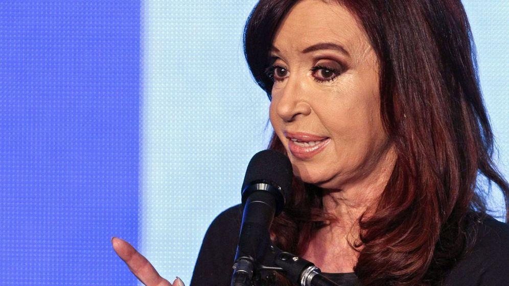Foto: Cristina Kirchner, en una imagen archivo. (EFE)
