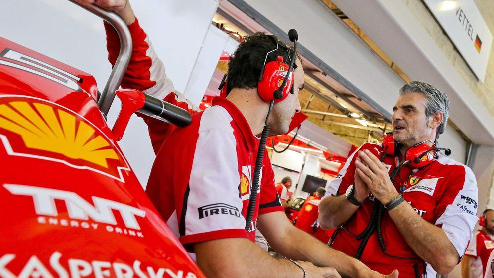 Dejadnos trabajar en paz, la guerra que tiene perdida Ferrari