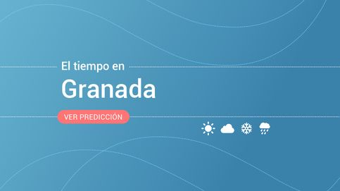 El tiempo en Granada: previsión meteorológica de hoy, lunes 19 de agosto
