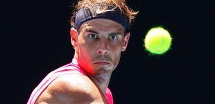 Post de Rafa Nadal - Delbonis en el Open de Australia: horario y dónde ver en TV y 'online'
