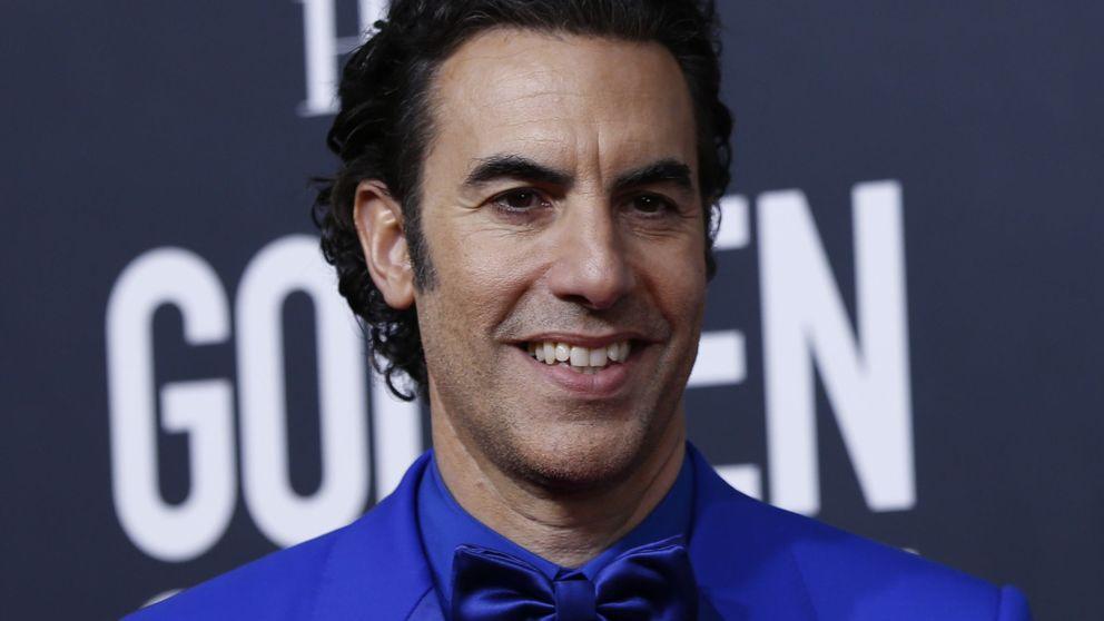 El actor de 'Borat' la vuelve a liar: se infiltra en un acto de la ultraderecha
