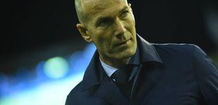 Post de Zidane tensa la cuerda y echa un pulso a Florentino Pérez con el PSG al acecho