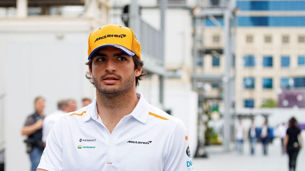 La necesidad y los sueños de Carlos Sainz con su McLaren