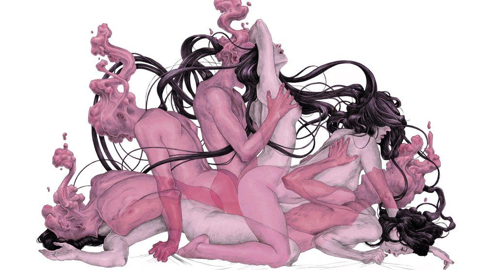Negro y rosa: el color del erotismo y el sexo