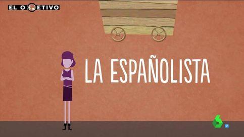 Ana Morgade se convierte en 'La Españolista' de 'El objetivo de Ana Pastor'