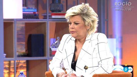 Terelu Campos, rota por la historia de Rocío Carrasco: Un dolor insoportable
