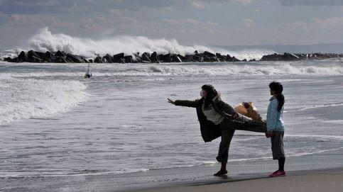 El recuerdo al tsunami de Arahama y menús individuales para el teletrabajo: el día en fotos