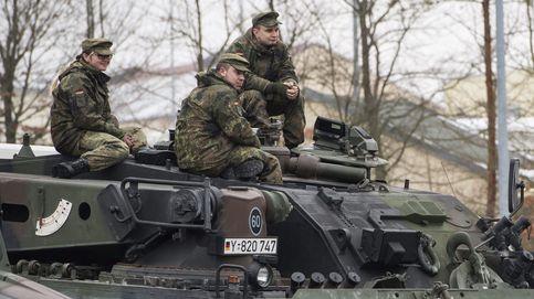 La 'mili', la bomba atómica... Alemania se tienta las ropas en Defensa