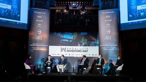 Junta y empresarios analizan la economía regional en el Andalucía Investors Day