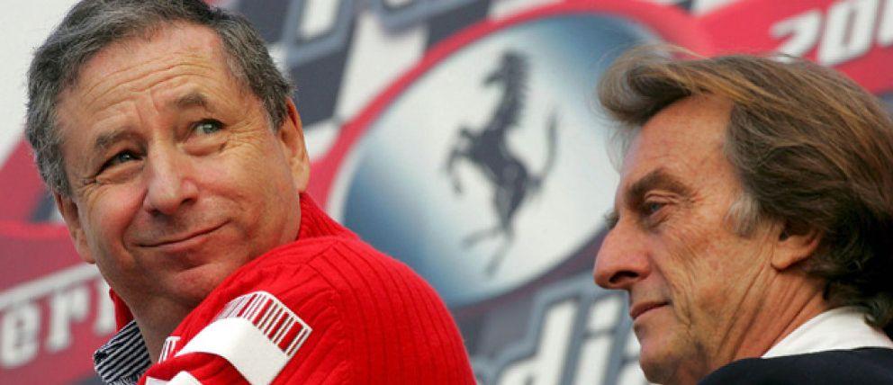 Domenicali sustituirá a Jean Todt al frente de Ferrari y Ross Brawn dirigirá Honda