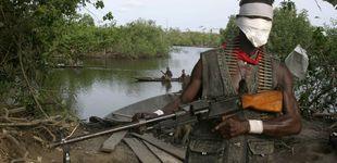 Post de Los vengadores del Delta, el grupo que hizo desplomarse a Nigeria