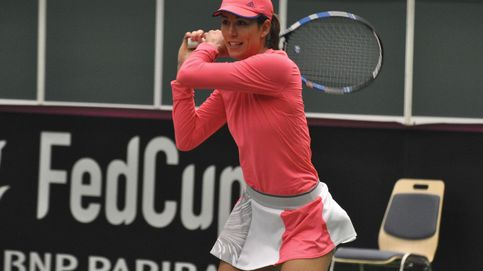 Garbiñe Muguruza quiere soñar con la Fed Cup por más difícil que parezca