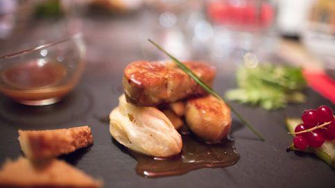 Francia tiembla: prohíben la producción de 'foie' en California