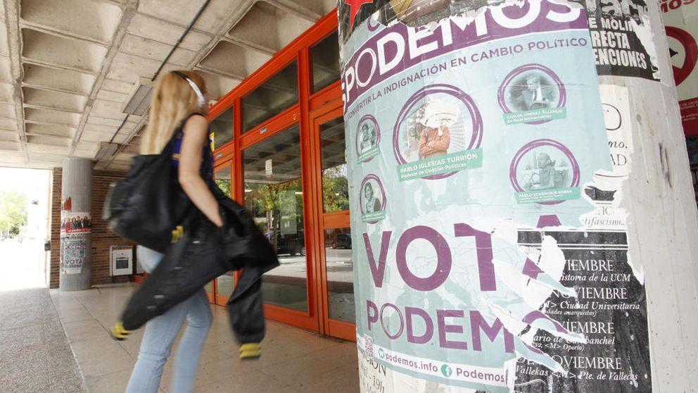 Carrillo fía a Podemos su reelección y congela el caso Monedero