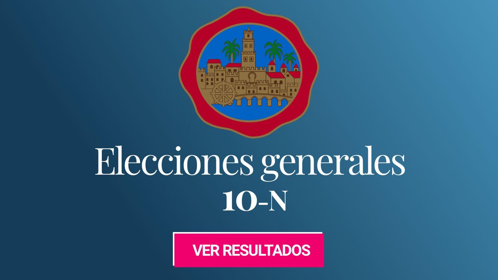 Foto: Elecciones generales 2019 en Córdoba. (C.C./EC)
