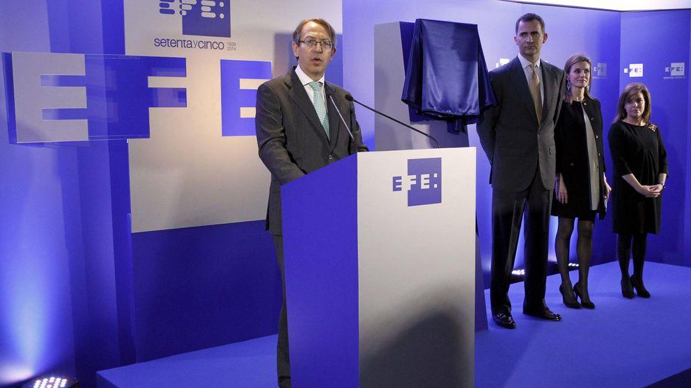 EFE contiene sus pérdidas pero aún se deja otros 4,3 millones en 2014