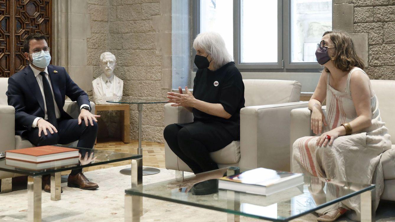La CUP critica la normalización de las relaciones entre la Generalitat y el Rey