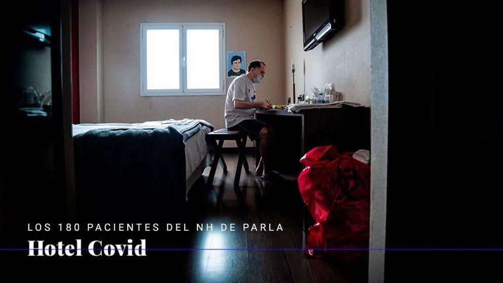 El hotel medicalizado de Madrid para enfermos con coronavirus