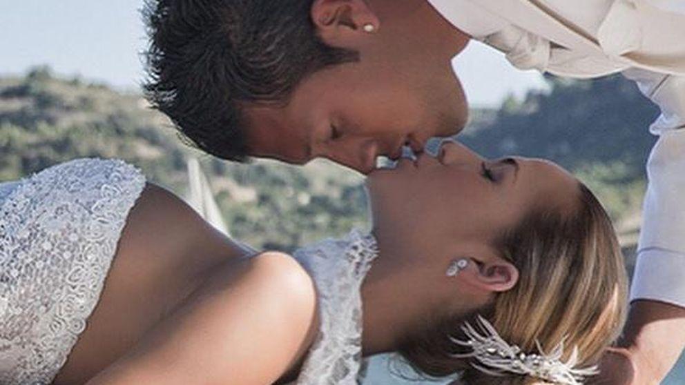 Tamara Gorro y Ezequiel Garay... ¡se casan por segunda vez!