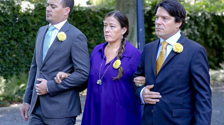 Los primos hispanos de Guillermo de Holanda, herederos de la princesa Cristina