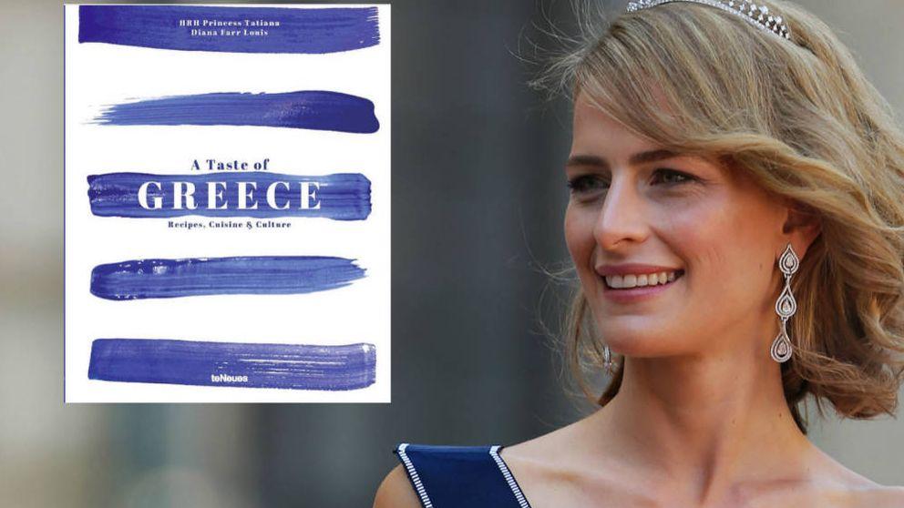 Tatiana presenta libro: ¿por qué los griegos la adoran y a Marie-Chantal no?