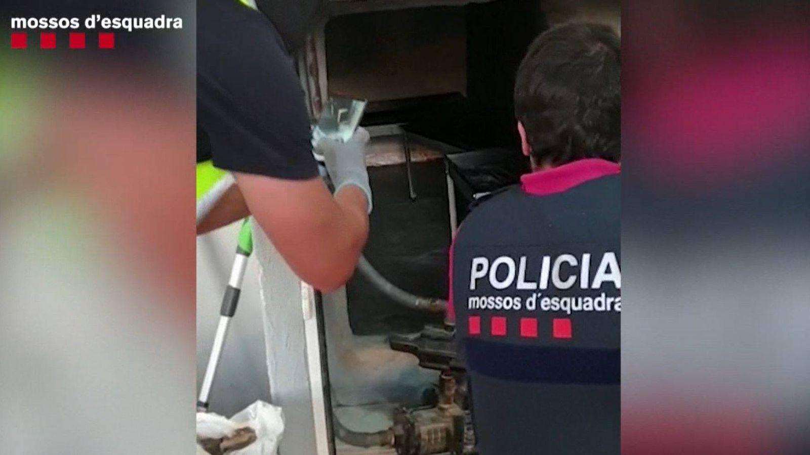 distrito Ingenieria Pensativo  5 detenidos por extorsionar y secuestrar a un matrimonio para cobrar una  deuda