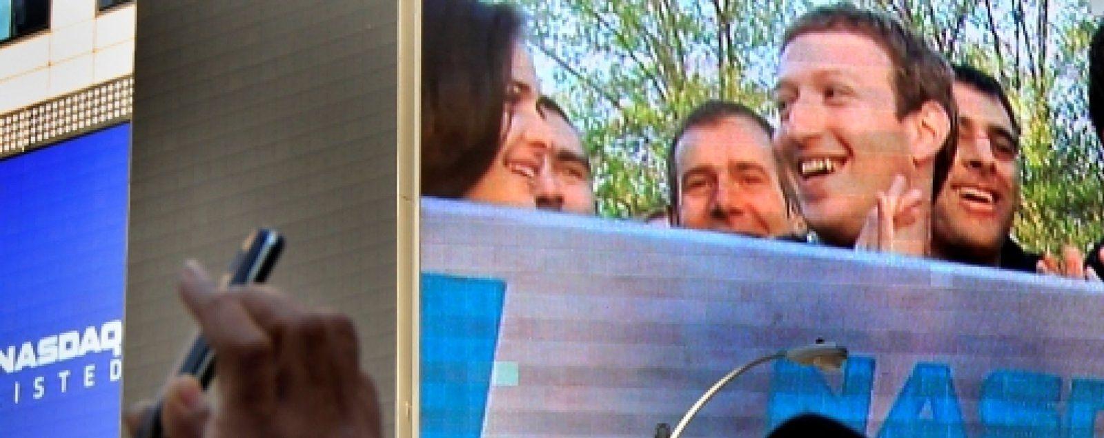 Foto: Javier Oliván, el español que se ha hecho millonario con la salida a bolsa de Facebook