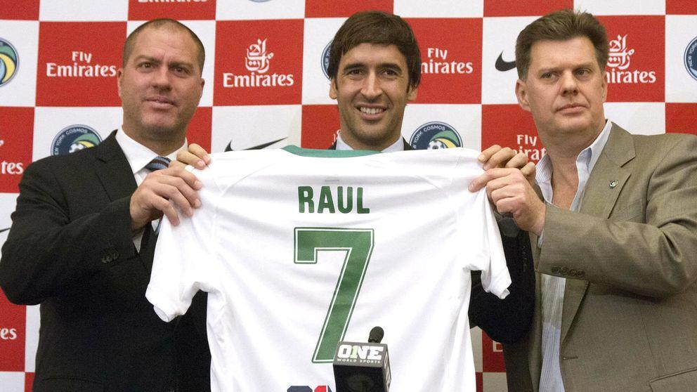 Raúl: Si volviese a trabajar en España, está claro que sería en el Madrid