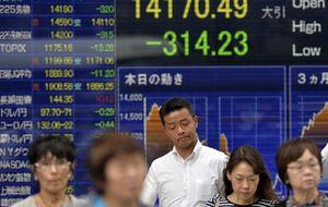 Tokio retrocede afectado por el cierre administrativo en Washington