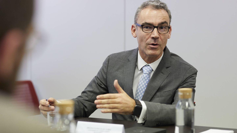 Dr. Bruno González Zorn, jefe del departamento de Salud Animal de la Universidad Complutense de Madrid.