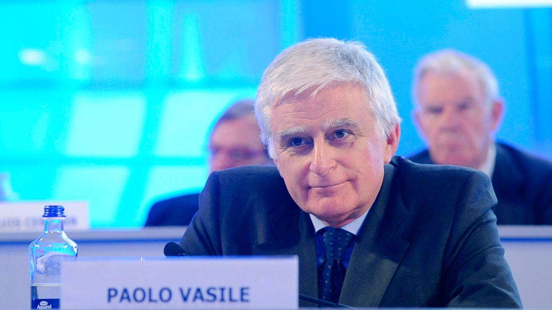 El consejero delegado de Mediaset españa, Paolo Vasile