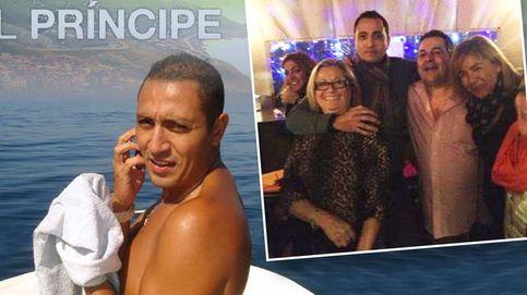 Nono, el polémico 'príncipe' de Juan Antonio Roca y Mayte Zaldívar
