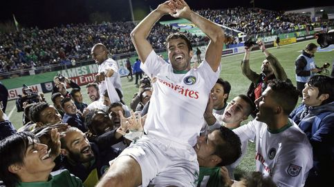Raúl cuelga las botas con un nuevo título y pasa a ser leyenda del fútbol mundial