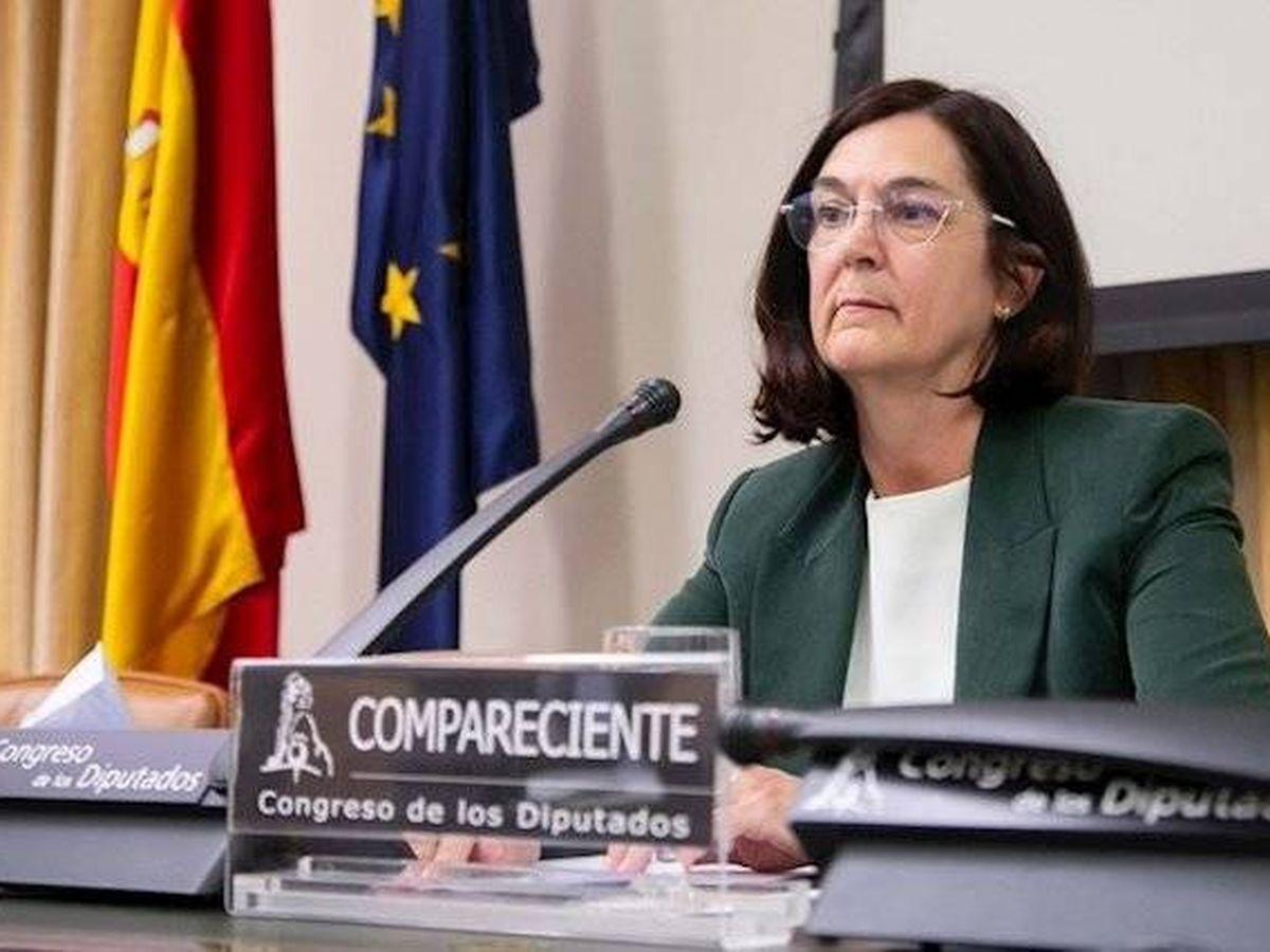 Foto: Cani Fernández, presidenta de la CNMC. (Europa Press)