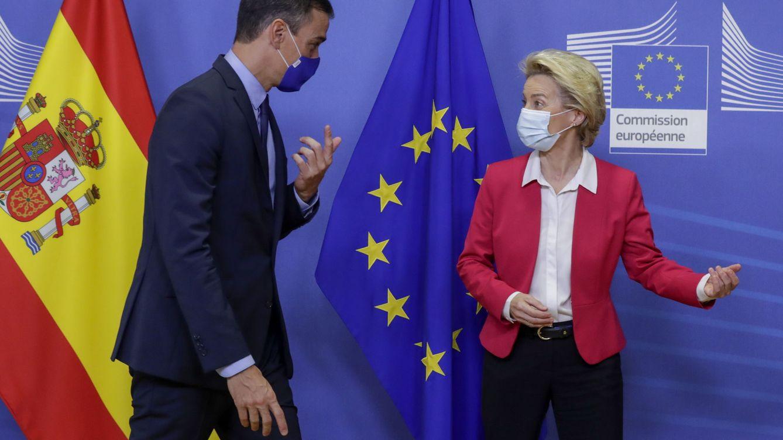 Sánchez tardó tres semanas en aclarar cómo usar la ayuda europea urgente contra el virus
