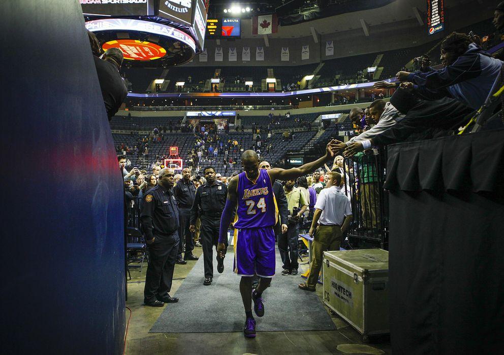 Foto: Kobe Bryant quiere volver a ser el jugador que brillara antes de romperse el tendón de Aquiles.