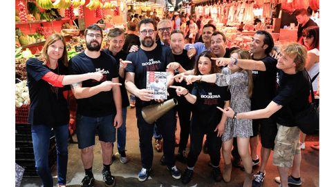 Cómo es el día a día en La Boquería, el mercado emblema de Barcelona