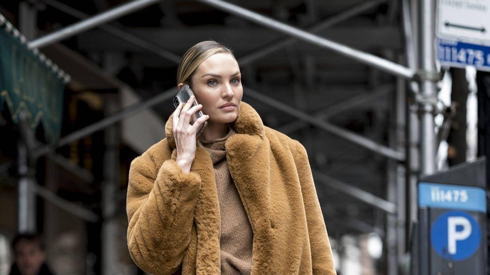 Foto: Candice Swanepoel, en la Semana de la Moda de Nueva York F19. (Imaxtree)
