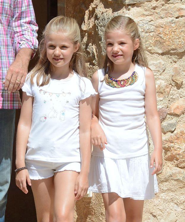 Reina Letizia Leonor Y Sofia No Quieren Estudiar Ballet Prefieren