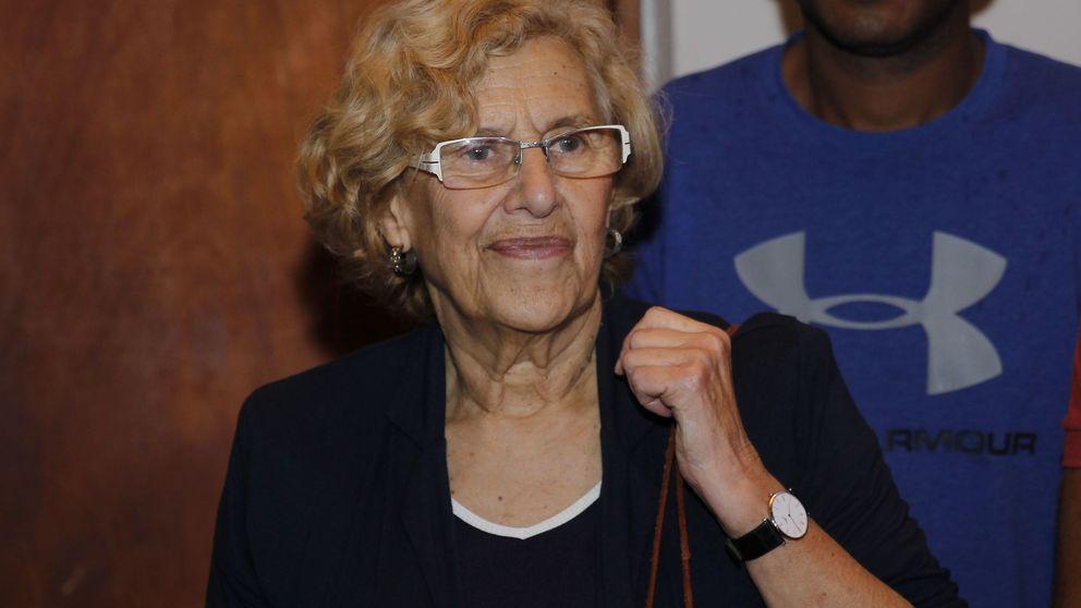 La AVT se querella contra Carmena y Mayer por la obra de los titiriteros