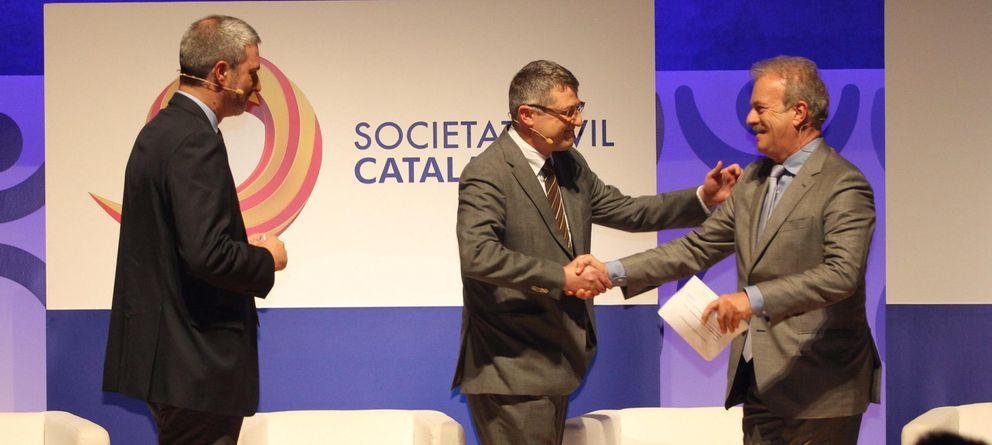 Foto: Acto de Socidad Civil Catalana (EFE)
