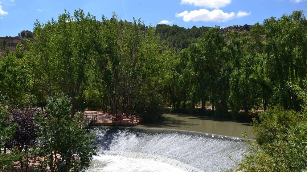 Foto: Uno de los recodos del río Júcar.